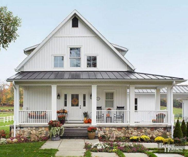 Farmhouse Exterior Design 4