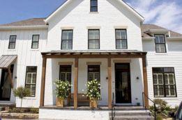 Farmhouse Exterior Design 9