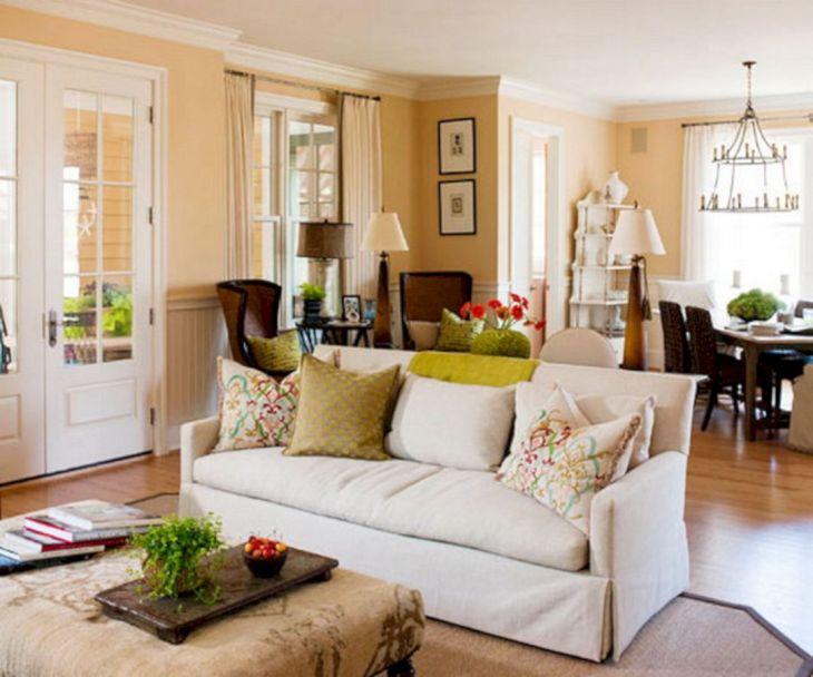 Fresh Color Palette For Living Room 20