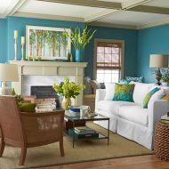 Fresh Color Palette For Living Room 23