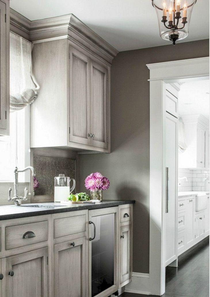 Gray Kitchen Ideas 212
