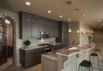 Gray Kitchen Ideas 213