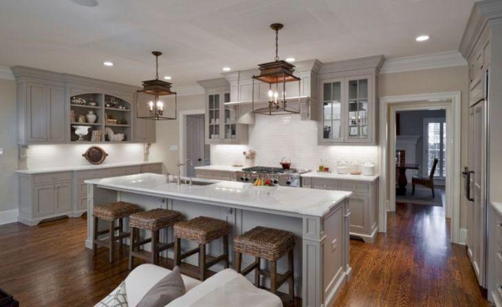 Gray Kitchen Ideas 22