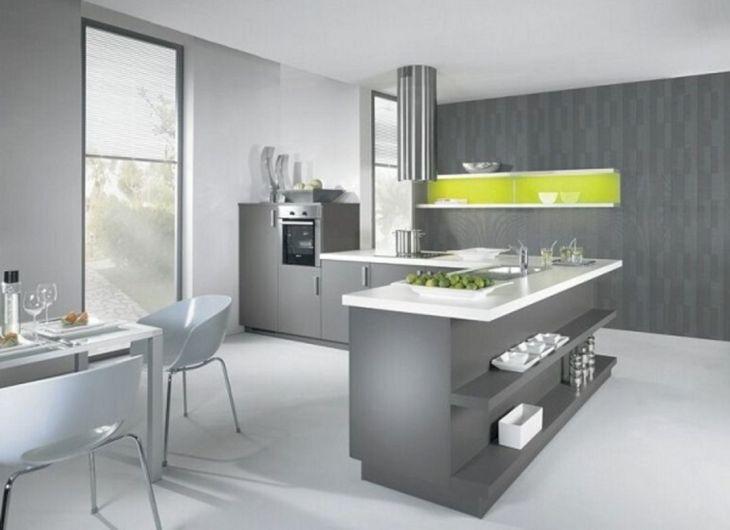 Gray Kitchen Ideas 225