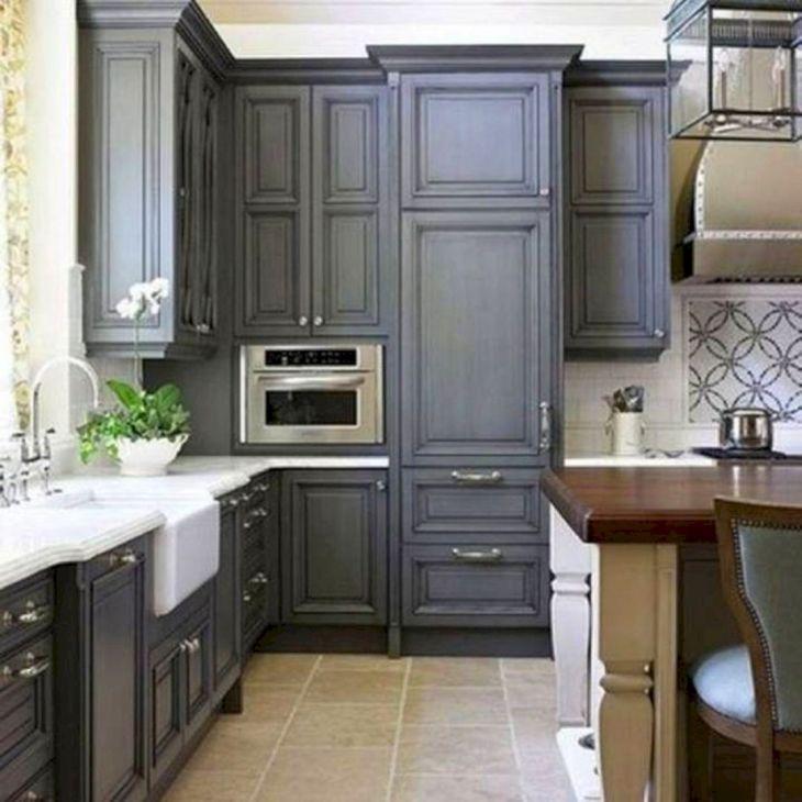 Best Gray Kitchen Ideas