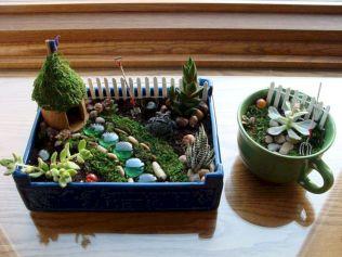 Indoor Fairy Garden Ideas 13