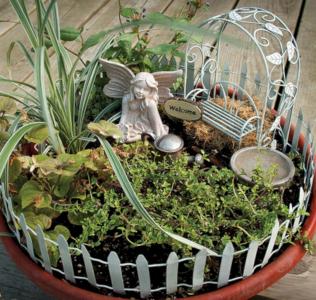 Indoor Fairy Garden Ideas 16
