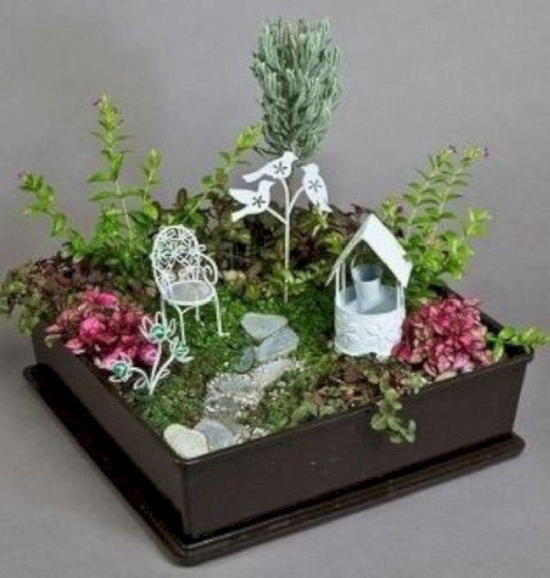 Indoor Fairy Garden Ideas 23 – DECOREDO