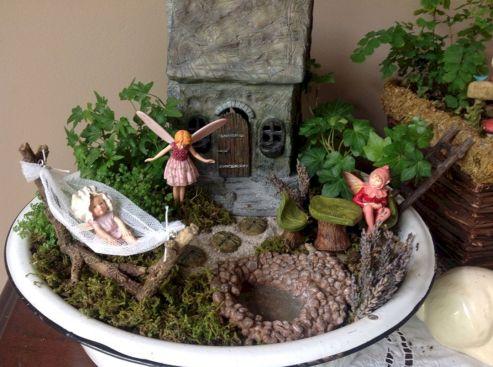 Indoor Fairy Garden Ideas 5