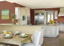 Kitchen Color Schemes Ideas 17