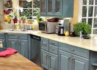 Kitchen Color Schemes Ideas 27