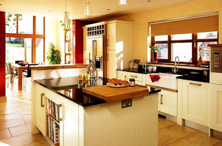 Kitchen Color Schemes Ideas 4