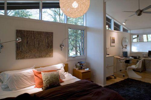 Modern Mid Century Bedroom Decor Ideas 10
