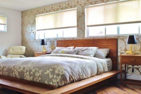 Modern Mid Century Bedroom Decor Ideas 19