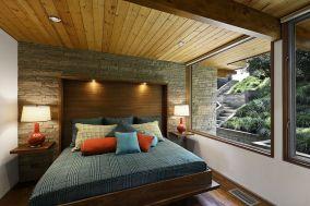 Modern Mid Century Bedroom Decor Ideas 24