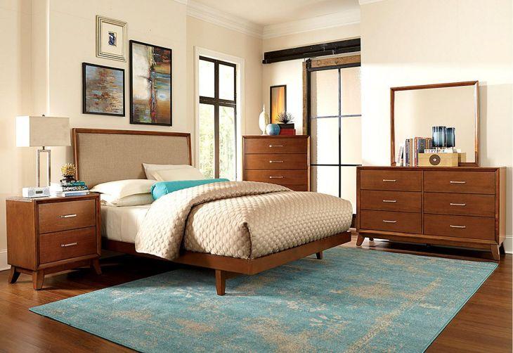 Modern Mid Century Bedroom Decor Ideas 9