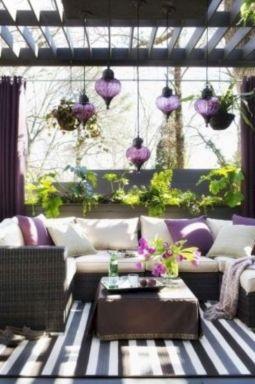 Moroccan Balcony Design Ideas 20