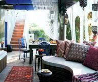 Moroccan Balcony Design Ideas 23