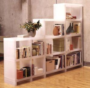 Simple Living Shelving Ideas 13