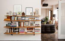 Simple Living Shelving Ideas 17