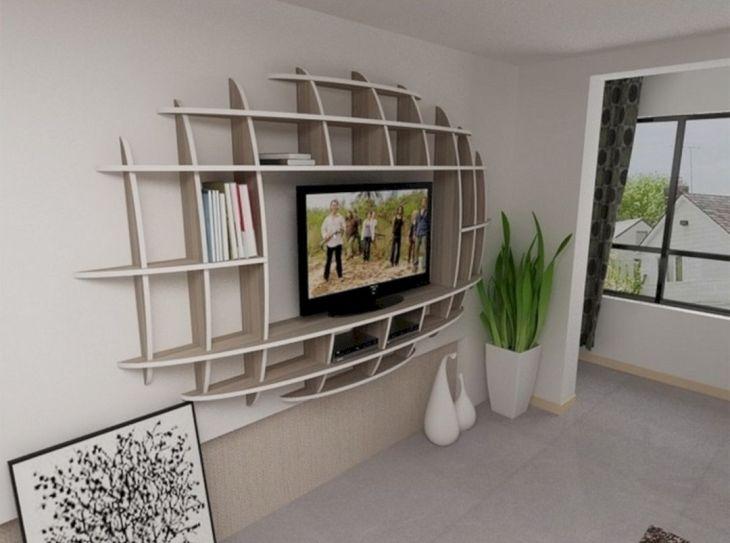 Simple Living Shelving Ideas 2