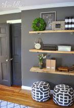 Simple Living Shelving Ideas 25