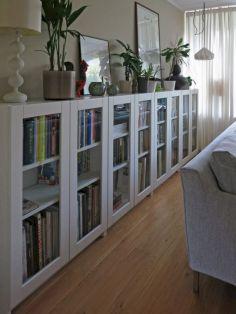 Simple Living Shelving Ideas 28