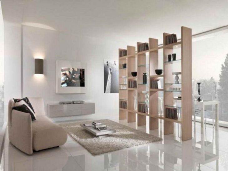 Simple Living Shelving Ideas 8