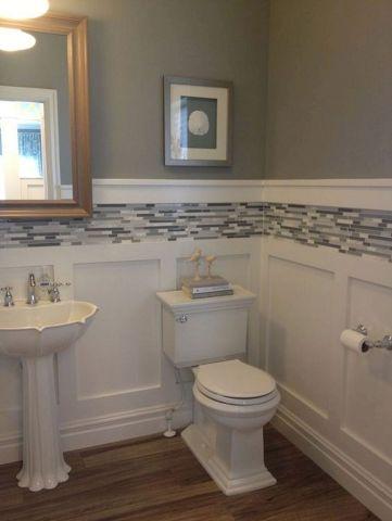 Small Master Bathroom Design 29