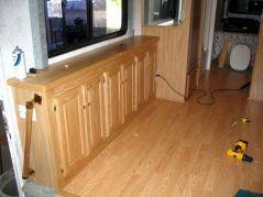 Wooden Flooring Ideas for RV 11