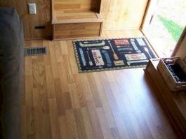 Wooden Flooring Ideas for RV 113