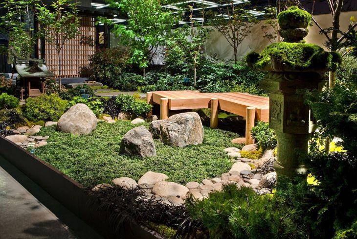 Japanese Flower Gardens Ideas 5