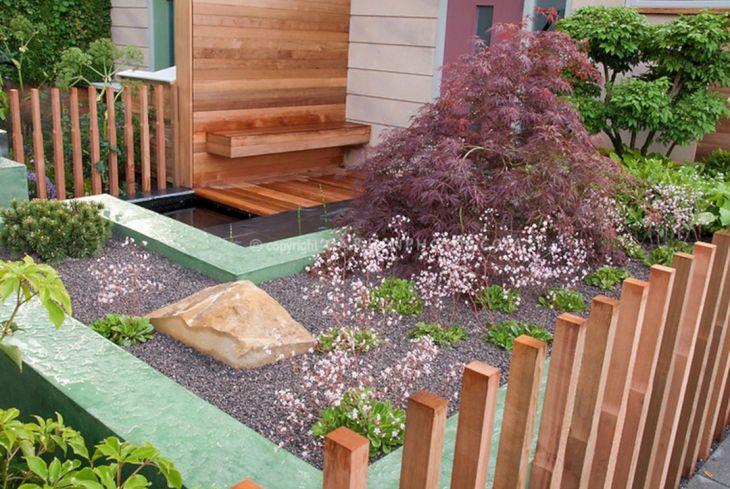 Japanese Flower Gardens Ideas 8