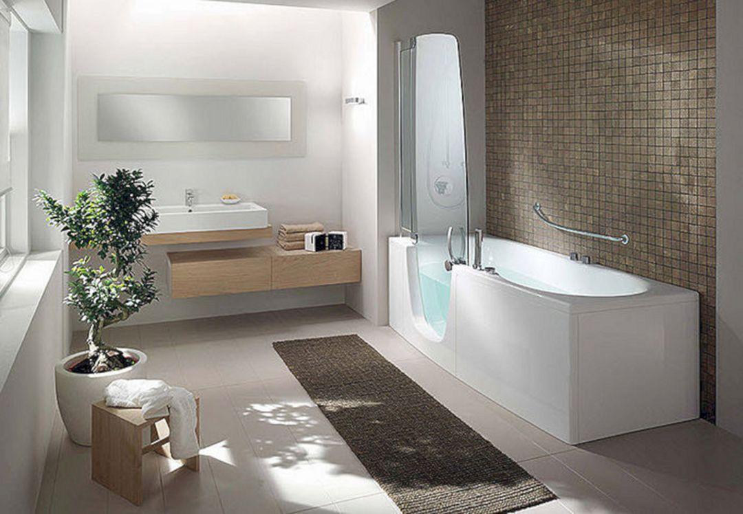 Top 25+ Modern Bath Shower Combination Units Ideas