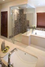 Modern Bath Shower Combination 20