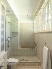 Modern Bath Shower Combination 7