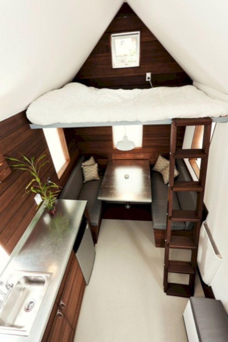 Modern Tiny House Interior 2