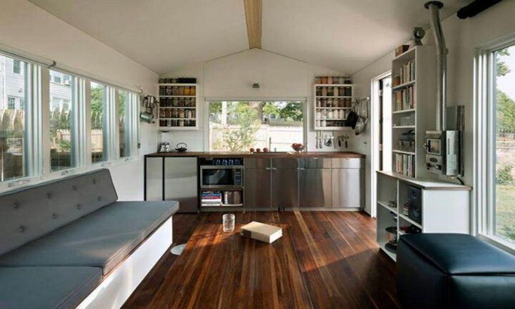Modern Tiny House Interior 21
