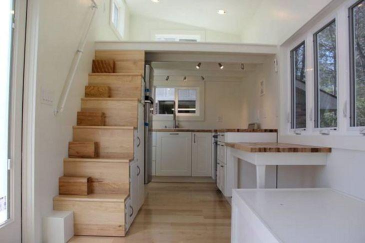 Modern Tiny House Interior 23