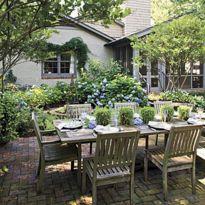 Outdoor Dining in Your Garden 112