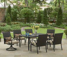 Outdoor Dining in Your Garden 115