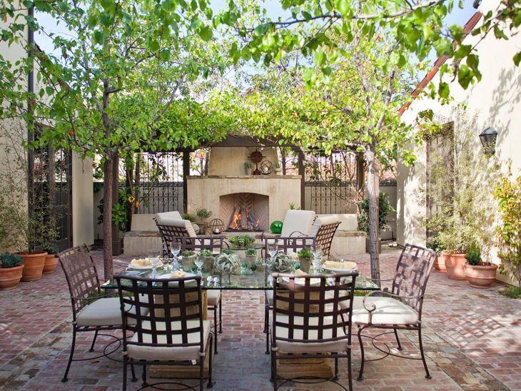 Outdoor Dining in Your Garden 118