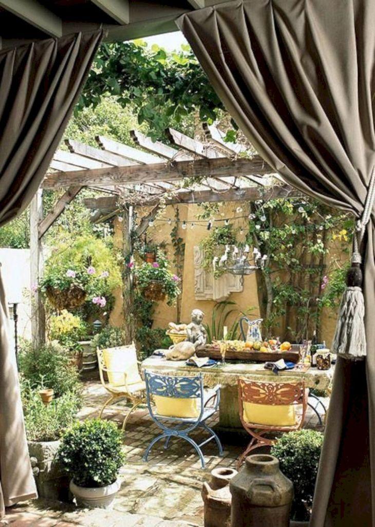 Outdoor Dining in Your Garden 13