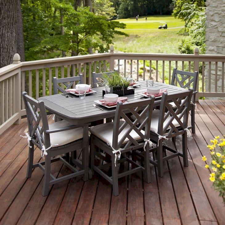 Outdoor Dining in Your Garden 15