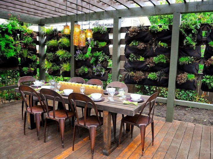 Outdoor Dining in Your Garden 19