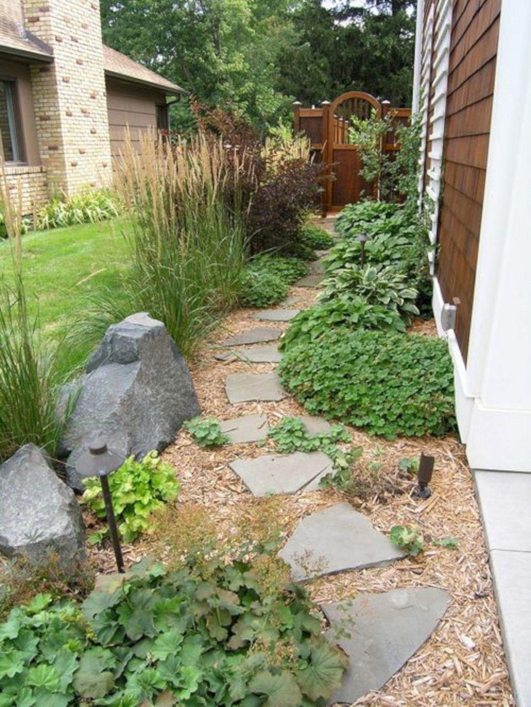 Beautiful Side Landscaping Ideas