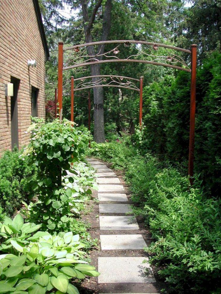 DIY Side Home Landscaping Design Ideas