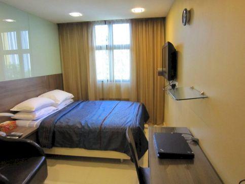 Small One Room Apartment Interior 14