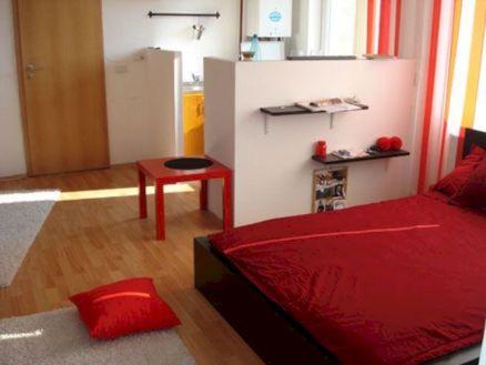 Small One Room Apartment Interior 26