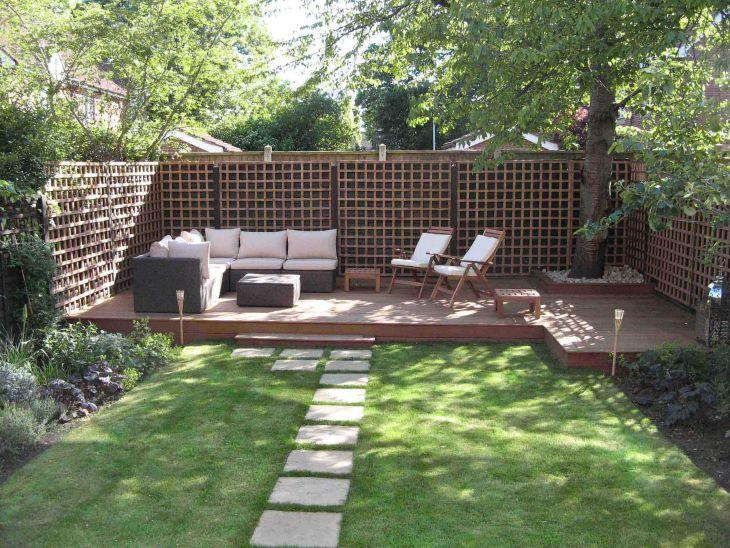 Small Outdoor Garden Decor Ideas 16